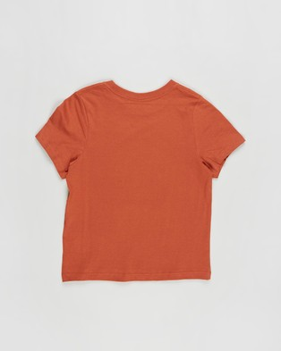 Free by Cotton On - Girls Classic SS Tee   Teens - T-Shirts & Singlets (Roasted Almond) Girls Classic SS Tee - Teens