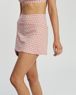 Liquido Active Alana Eco Skort - Skirts (Boto Rosa)