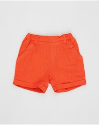 Carrément Beau - Canvas Shorts - Babies