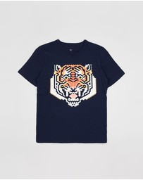 GapKids - Graphic Print T-Shirt - Teen