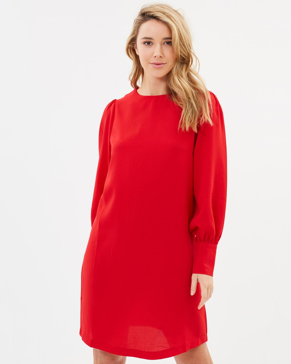 Otto Mode Robyn Dress Dresses Red Robyn Dress