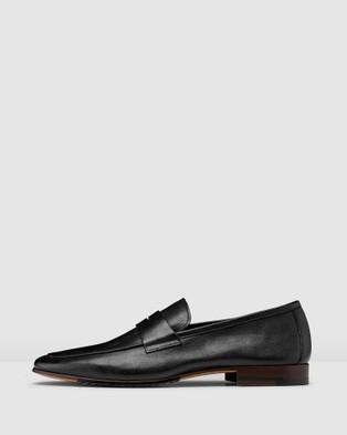 Aquila Eduardo Loafers - Flats (Black)