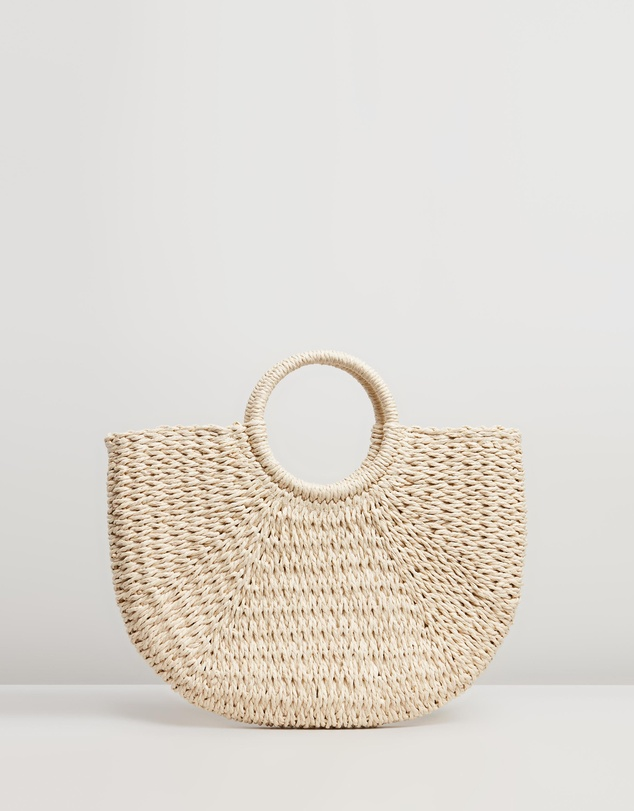 Feather Drum - Half Moon Bag - Kids