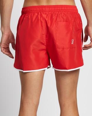 Calvin Klein CK NYC Runner Shorts - Swimwear (High Risk)