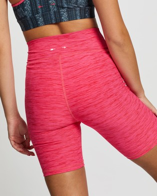 The Upside Saanvi Dance Spin Shorts - 1/2 Tights (Pink)