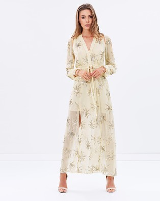 Stevie May – Dodie Maxi Dress – Dresses (Sand)