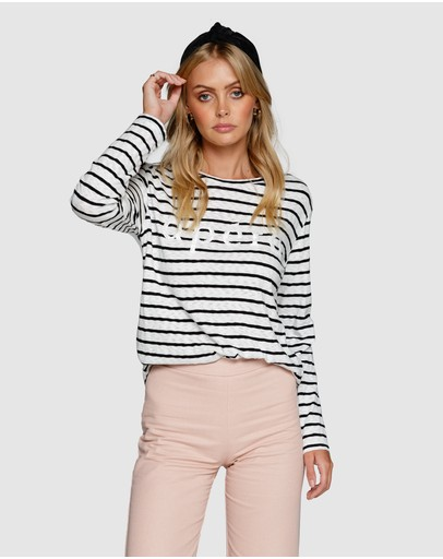 c25dd72602 Tops | Buy Womens Tops & Blouses Online Australia- THE ICONIC