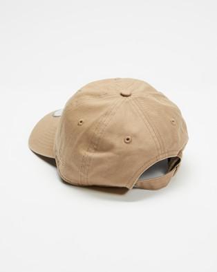 New Era Classic Cloth Strap - Headwear (Washed Camel)