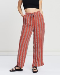Otto Mode - Lucia Striped Pants