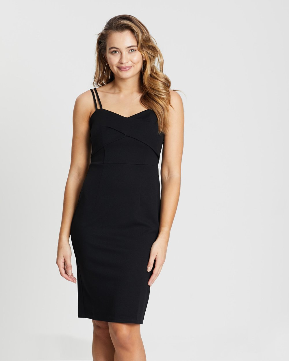 0d1e549ac524 Eight Till Late Pleated Bodycon Dress by Dorothy Perkins Online ...