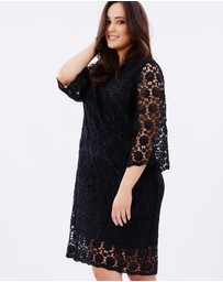 Embody Denim - Evie Lace Dress