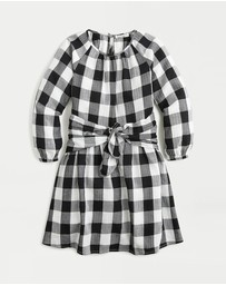 J.Crew - Tie-Waist Dress - Kids