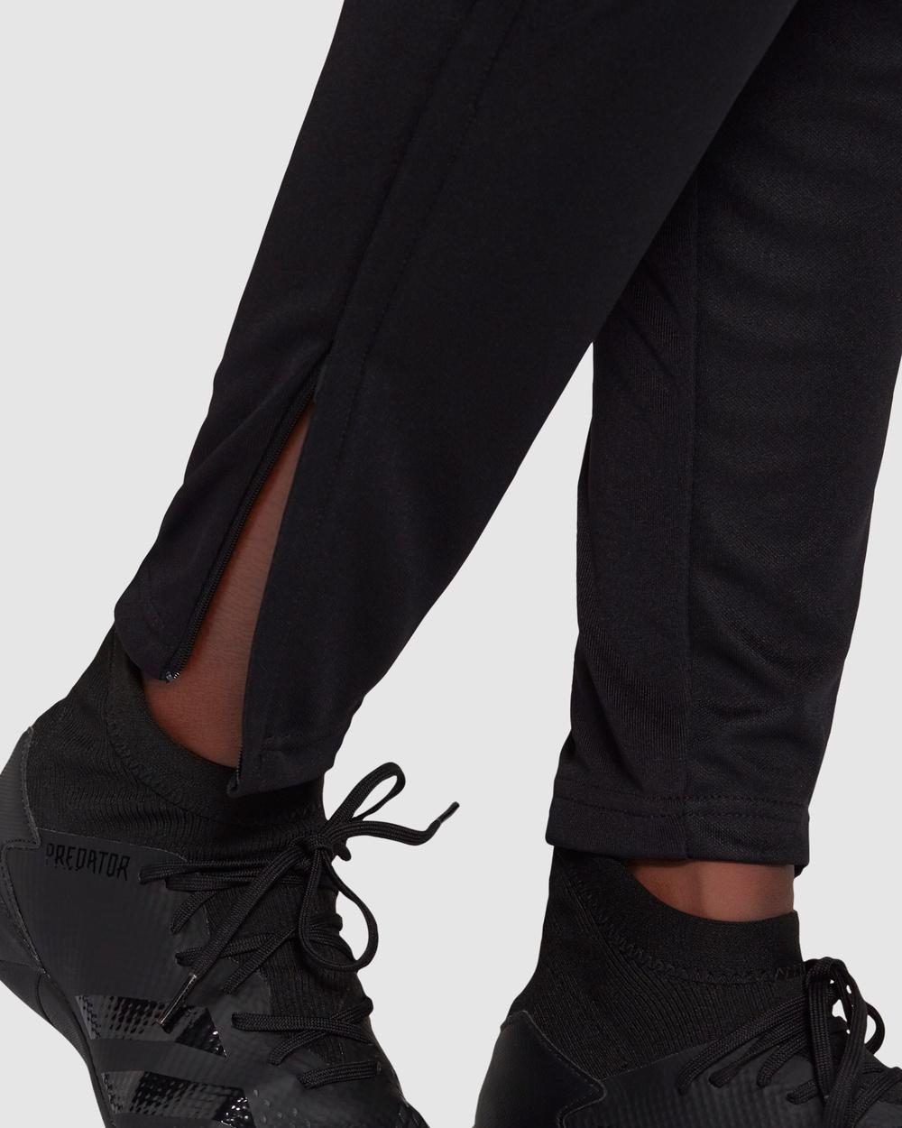 adidas Performance Tiro 21 Training Pants Black Australia