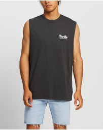 Thrills - Wellness Merch Fit Muscle Tee