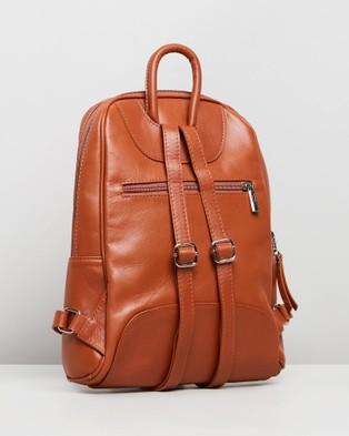 BEE Eden - Backpacks (Tan)