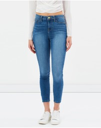 Miss Selfridge - Super High-Waisted Jeggings