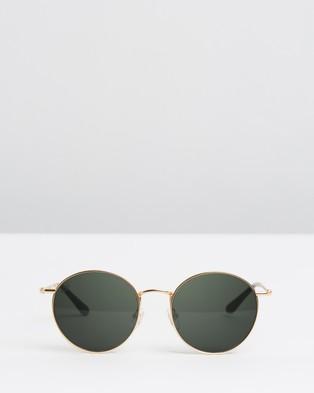 Kapten & Son London - Sunglasses (Gold Green)