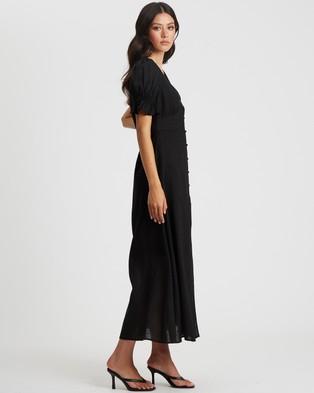 Savel - Sorrenti Maxi Dress - Dresses (Black) Sorrenti Maxi Dress