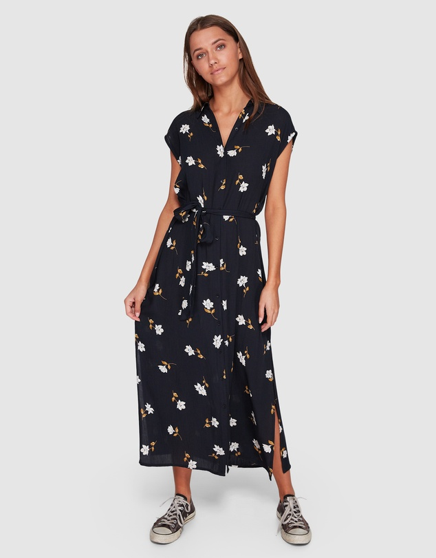 Billabong - Little Flirt Midi Dress