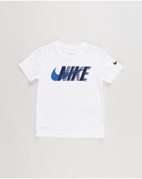 Nike - Short Sleeve Graphic T-Shirt - Kids
