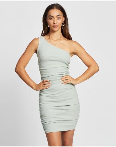 She.is.us Tamika Dress Sage