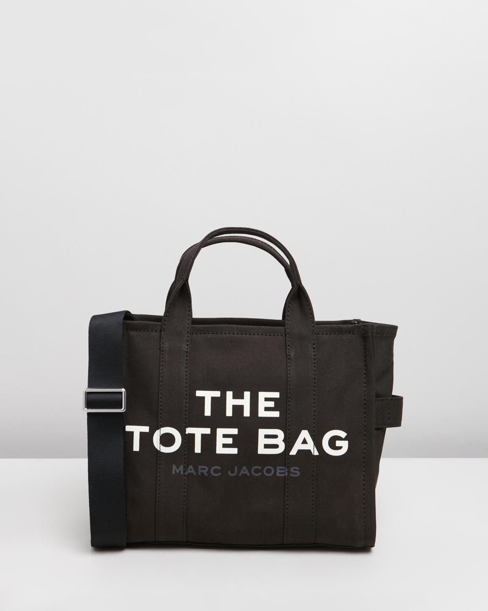 The Marc Jacobs THE SMALL TOTE Bags Black