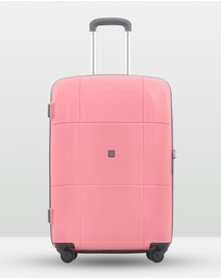 Echolac Japan - Florence Hard Side Luggage - On Board