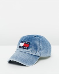 Tommy Jeans - 90s Sailing Denim Cap