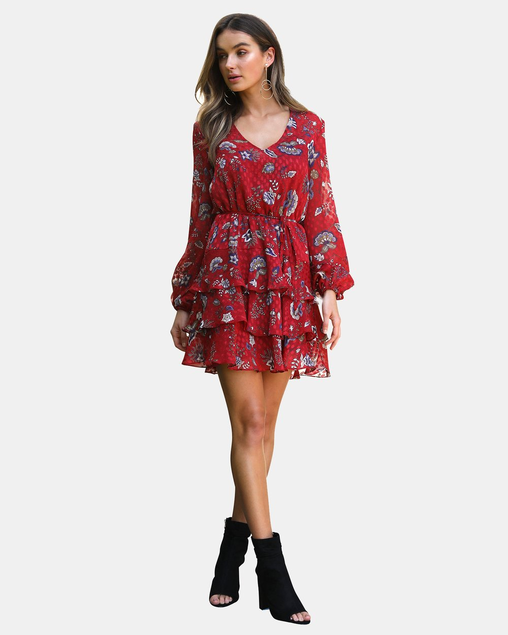 851e93bebd13 Isadora Mini Dress by Rodeo Show Online   THE ICONIC   Australia