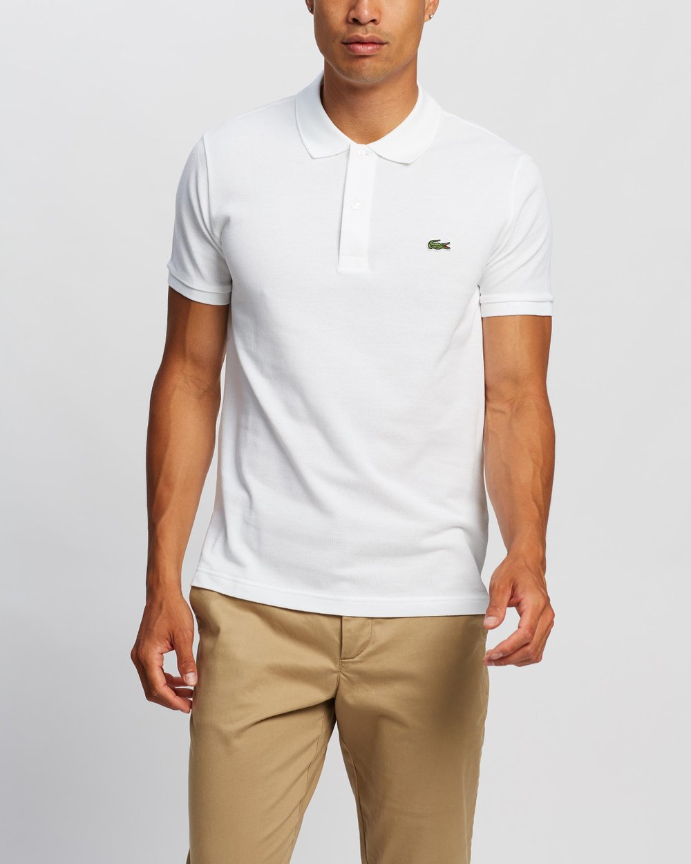 79b572943 Slim Fit Core Polo by Lacoste Online