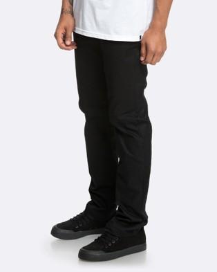 DC Shoes Mens Worker Chino Pant - Pants (Black)