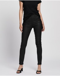rag & bone - Nina High-Rise Pull-On Jeans