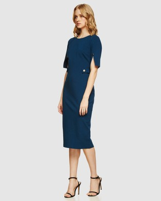 Oxford Regina Ponti Dress - Dresses (Blue)