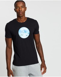 Conscious Swim - Underwater Earth Manta Tee