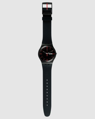 Swatch - GAET Watches (Black)