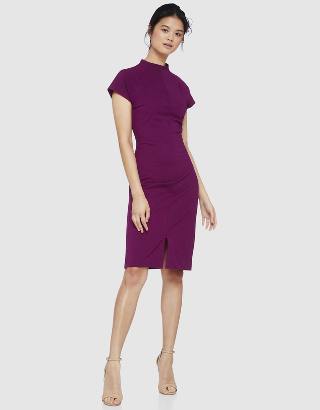 Oxford - Capital Ponti Dress