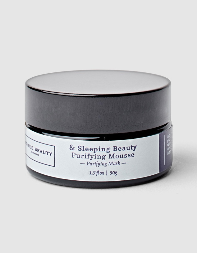 Life & Sleeping Beauty Purifying Mousse - Sleep Mask