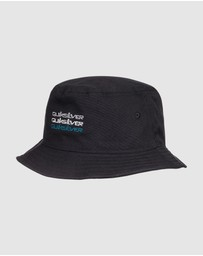 Quiksilver - Boys 8-16 Sketchy Arms Bucket Hat
