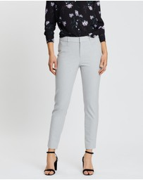 Banana Republic - Modern Sloan Skinny Fit Brushed Pants