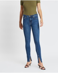Nobody Denim - Cult Skinny Split Jeans