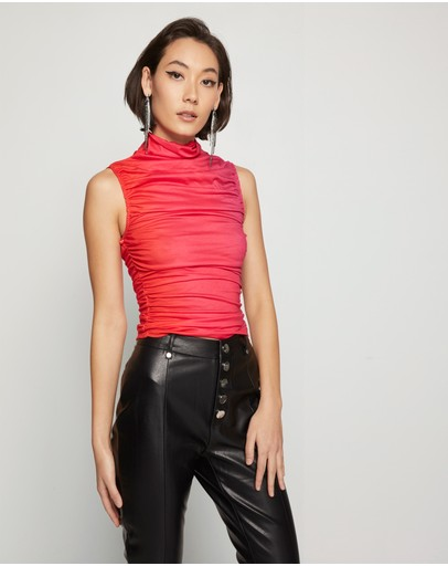 Wntrmse Gigi Top Ruby Ombre