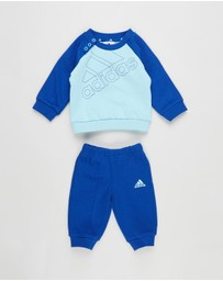 adidas Performance - Essentials Logo Fleece Set - Babies-Kids