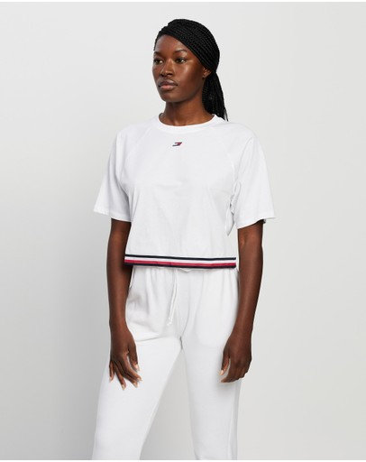Tommy Hilfiger - Relaxed Crew Neck SS Tee