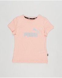 Puma - Essentials Logo Tee - Teen