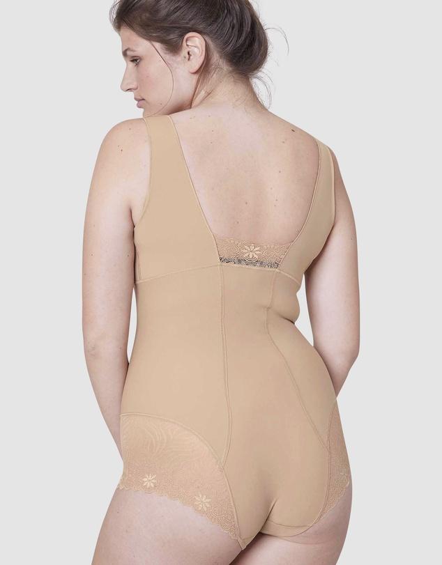 Women Top Model Shaper Bodysuit