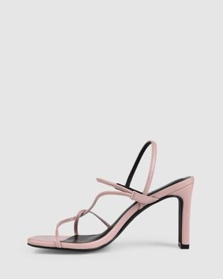 Verali Kingston - Heels (Pink)