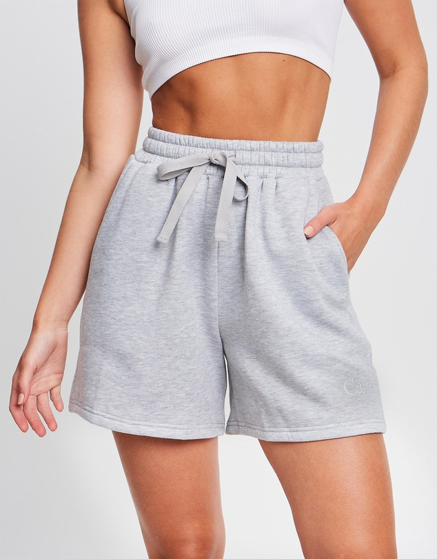 Calli - Wellness Mid Shorts