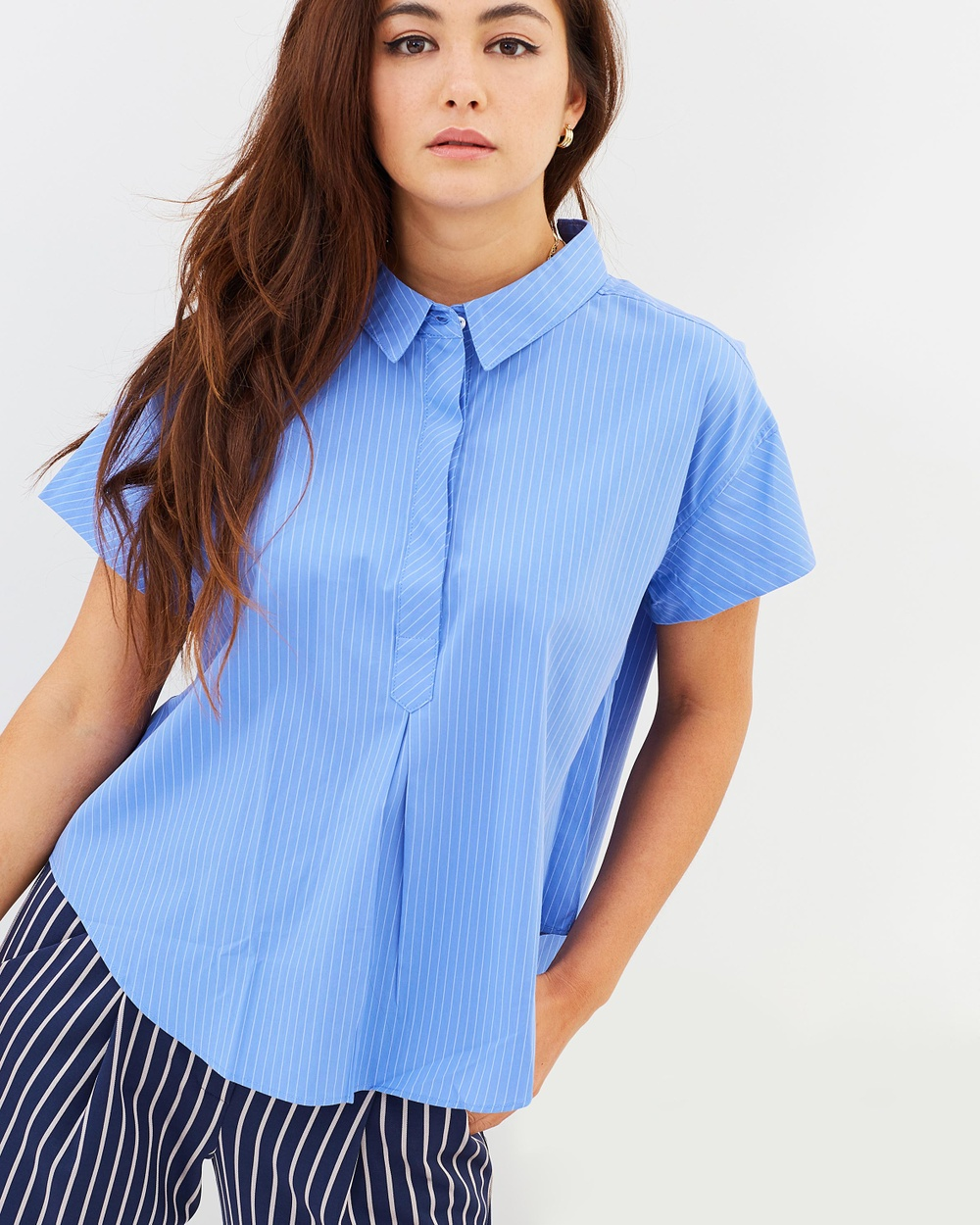 M.N.G Veranor Shirt Tops Celeste Veranor Shirt