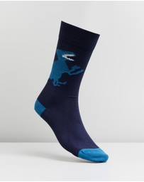 Paul Smith - Big Dino Socks
