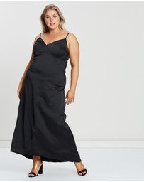 Atmos&Here Curvy - Lyndal Midi Dress